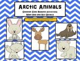 Arctic Animals Common Core Reading Activities: Main Idea &