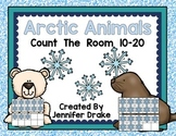 Arctic Animals Count the Room 10-20