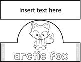 Arctic Animals Crowns