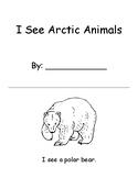 Arctic Animals Easy Reader