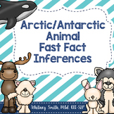 Arctic and Antarctic Animals Fast Facts
