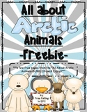 Arctic Animals Freebie