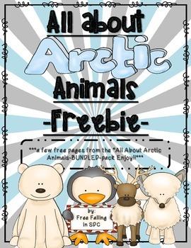 Arctic Animals Freebie