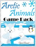 Arctic Animals Game Pack