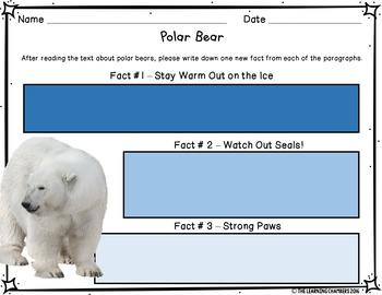 Arctic Animals: Google Drive Close Reads
