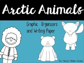 Arctic Animals Graphic Organizers