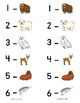 Arctic Animals Graphing Game