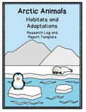 Arctic Animals (Habitats and Adaptations)