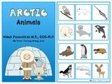 Arctic Animals Interactive Vocabulary Book