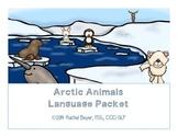 Arctic Animals Language Packet