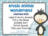Polar Animals Literacy/Science Unit w Penguins, Seals, Walrus', Polar Bears