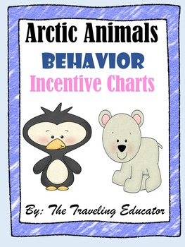 Incentive Charts with an Arctic Theme