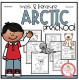 Arctic Animals Math & Literature Pack
