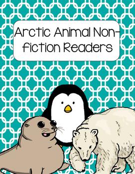 Arctic Animals Non-fiction Readers