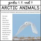 Arctic Animals Nonfiction Reading Passages