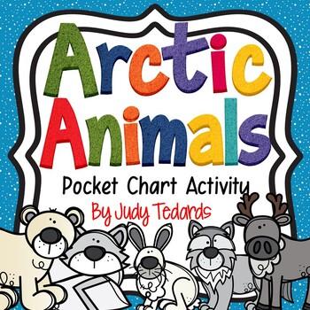 Arctic Animals  (Pocket Chart Activity)