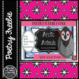 Arctic Animals Poetry Pack--Reading Fluency Activities {Freebie}