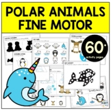 Arctic Animals Preschool Worksheet