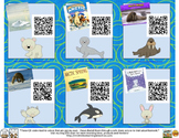 Arctic Animals! QR Code Read Alouds {FREE}