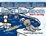 Arctic Animals Read the Room **EDITABLE**