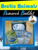 Arctic Animals Research Booklet Templates My Animal Book
