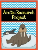 Arctic Research Graphic Organizer