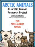 Arctic Animals Research Project! PLUS Centers