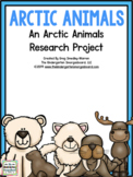 Arctic Animals: A Research and Writing Project WITHOUT Centers!