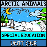 Arctic Animals Research - Special Education - Life Skills - Reading - Writing