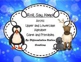 "Arctic Animals: ""Roll, Say, Keep!"""
