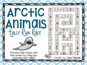 Arctic Animals Tally Center