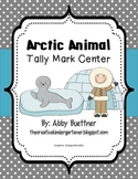 Polar Animals Tally Mark Math Center