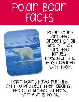 Arctic Animals Thematic Unit