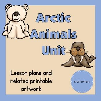Arctic Animals Theme Unit