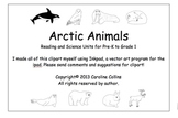Arctic Animals Unit Sample
