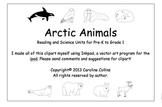 Arctic Animals Unit Sample