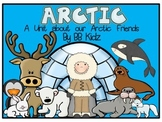 Arctic Animals Unit / Winter / Math / Language/ Reading Booklet / Rhyming