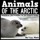 Arctic Animals Unit with PowerPoint