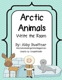 Polar Animals Write the Room