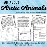 Arctic Animals Research of Animals