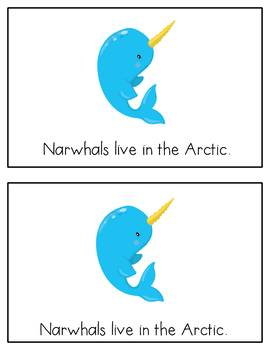 Arctic Animals: a Differentiated Emergent Reader
