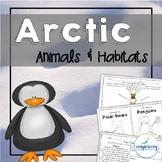 Arctic Animals and Habitat Unit | ESL Winter