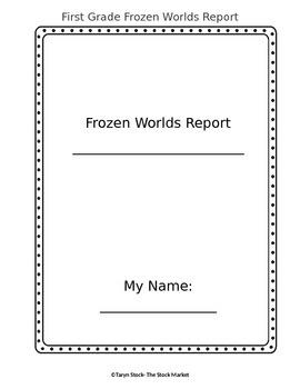 Arctic/ Antarctic Animal Report