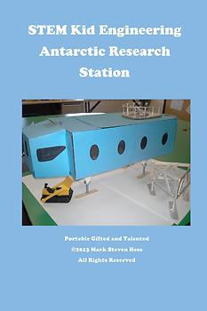 Arctic Antarctic Collection - 21st Century Hands-on STEM+ 69 pages of Lessons