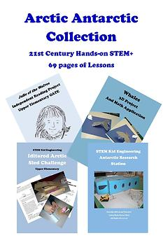 Arctic Antarctic Collection - 21st Century Hands-on STEM+