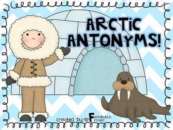 Arctic Antonyms!