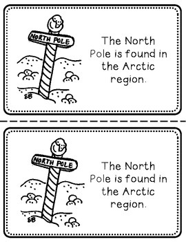 Arctic Booklet (A Region Study!)