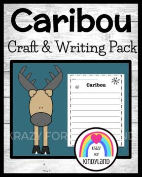 Winter / Arctic: Caribou Craft and Writing
