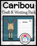 Caribou Craft and Writing (Winter, Arctic Animal Research)