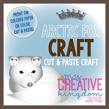 Arctic Fox Craft
